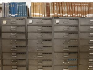 Digitalização de Contratos de Fornecedores
